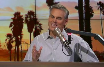 Colin Cowherd says Rex Ryan should be fired immediately
