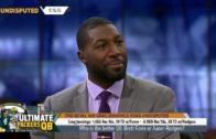 Greg Jennings decides who's better: Brett Favre or Aaron Rodgers?
