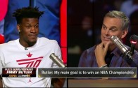 Jimmy Butler speaks on USA Basketball in Rio brothel story