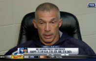 Joe Girardi on bench clearing incident between Yankees & Jays