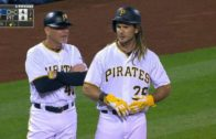 John Jaso hits for the first ever cycle at PNC Park
