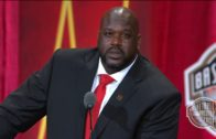 Shaquille O'Neal's Basketball Hall of Fame Induction Speech
