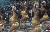 "Southern University brings out the Marching Band & Dancing Dolls to Drake ""Controlla"""