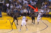 Andre Iguodala with an oscar worthy flop vs. the Spurs