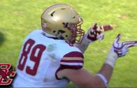 Boston College converts the trick play TD to beat NC State