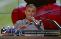 Colin Cowherd calls Dez Bryant the most overrated player in the NFL
