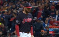 Corey Kluber sets World Series record for strikeouts in 3 innings