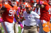 """Dabo Swinney on Clemson's win over NC State: """"Lord Have Mercy"""""""