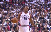 DeMar DeRozan scores 40 points in the Raptors season opener