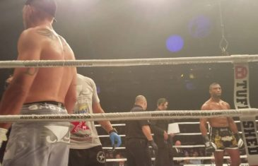 Fanatics View Live in Denver: Dustin Jacoby in disbelief over breaking his arm at Glory 34