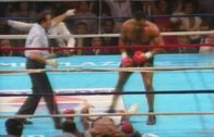 Iron Mike Mondays: Mike Tyson KO's Michael Spinks in the first round
