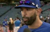 Jose Bautista says negative energy motivated him in Texas