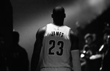 """LeBron James' new Nike commercial """"Come Out of Nowhere"""""""