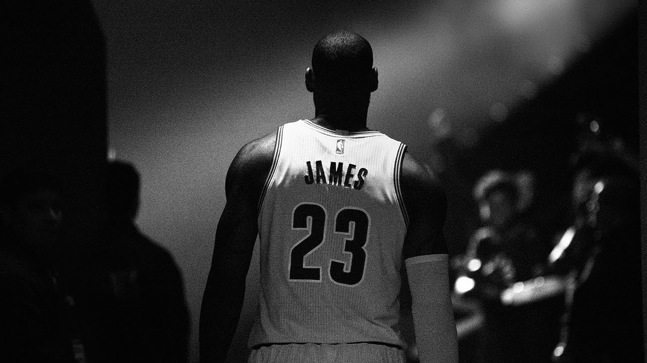 LeBron James' new Nike commercial \