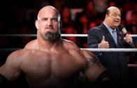 Paul Heyman challenges Goldberg on Twitter