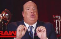 Paul Heyman issues a final warning to Goldberg