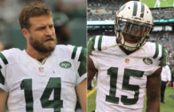 "Brandon Marshall: ""I am going down in a boat with Ryan Fitzpatrick"""