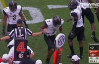 Vanderbilt makes a 4th down stand to beat Georgia