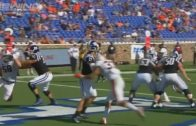 Virginia's Jordan Mack destroys Duke QB Daniel Jones