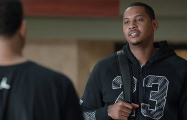 Carmelo Anthony fights internet trolls in new Foot Locker commercial