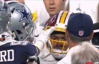 Dez Bryant & Josh Norman get into post game scuffle