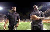 D'Onta Foreman & Ricky Williams talk Texas Longhorns football
