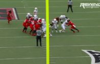 D'Onta Foreman rushes for 341 yards vs. Texas Tech
