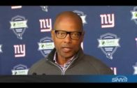 Giants GM Jerry Reese refuses to take questions about kicker Josh Brown