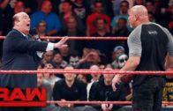Goldberg lays out Rusev & Paul Heyman on WWE Raw