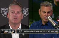 Jack Del Rio speaks on bringing back the Raiders' winning ways