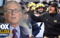 Mike Pereira rips Jim Harbaugh for officiating tirade after Ohio State loss