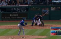 Rajai Davis hits game tying home run off of Aroldis Chapman in Game 7
