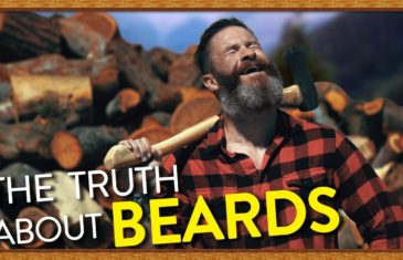 Richard Sherman, Brent Burns & Dan Bilzerian star in new Dollar Beard Club commercial