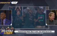 "Skip Bayless says LeBron James ""Steve Bartmaned"" the Cleveland Indians"
