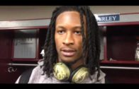 Todd Gurley discusses frustration with his performance & loss to New Orleans