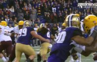 Washington's Kevin King makes an unbelievable one handed interception