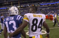 A look at Antonio Brown's humble beginnings to his NFL success