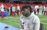 """Alabama's Ronnie Harrison speaks on Crimson Tide's term """"put your dick in his hip"""""""