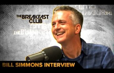 Bill Simmons speaks on his feuds at ESPN & his beef with Isiah Thomas