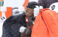 Browns' Hue Jackson speaks on Terrelle Pryor's sideline outbursts