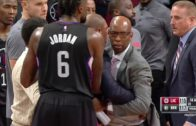 Doc Rivers loses it on the officials in Brooklyn