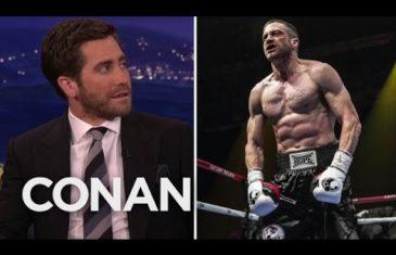 Jake Gyllenhaal says Ronda Rousey would kick his ass