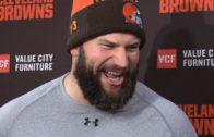 Joe Thomas & Robert Griffin react to Bills guarantee not to lose to Browns