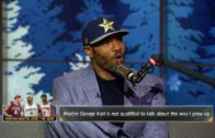 Kenyon Martin fires back shots at George Karl on Colin Cowherd