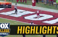 Oklahoma's Joe Mixon takes it 79 yards to the house