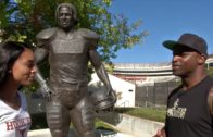 Ricky Williams speaks on his fondest memories at the University of Texas