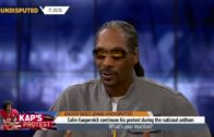 Snoop Dogg calls Colin Kaepernick hypocritical over his comments about Fidel Castro