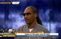 Snoop Dogg explains how he became a Pittsburgh Steelers fan