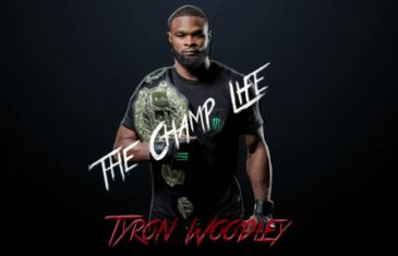 Tyron Woodley says Conor McGregor is scared to fight him
