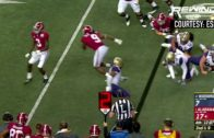 Alabama's Bo Scarbrough destroys Washington's defense for 180 yards rushing